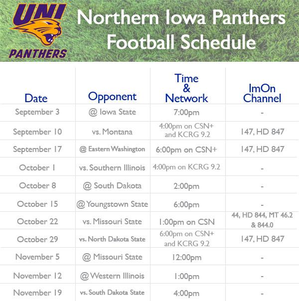 tv schedule football best football system
